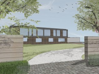 Planning Granted – Warcott Lodge
